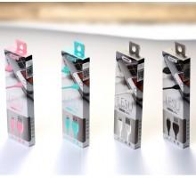 Кабель Remax RC-050i Lightning - USB белый, 1м