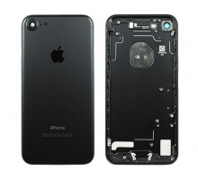 Корпус iPhone 7 (4.7) черный 1 класс
