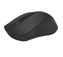 Беспроводная оптическая мышь Defender Accura MM-935 черная, 4 кнопок, 800-1600dpi