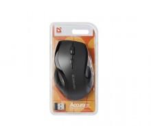 Беспроводная мышь Defender Accura MM-295 черная, 6 кнопок, 800-1600 dpi