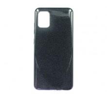 Чехол Samsung A51 A515F 2020 Shine (черный)