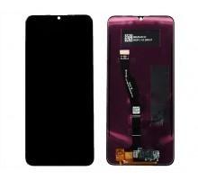 Дисплей Huawei Honor 9A/Huawei Y6P + тачскрин черный