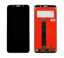 Дисплей Huawei Honor 7A + тачскрин черный