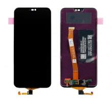 Дисплей Huawei P20 Lite/Nova 3e + тачскрин черный (Оригинал NEW)