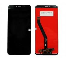 Дисплей Huawei Y6/Y6 Prime (2018) + тачскрин черный